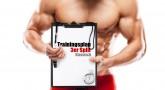 3er Split Trainingsplan Muskelaufbau
