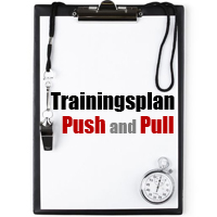 Push and Pull Trainingsplan
