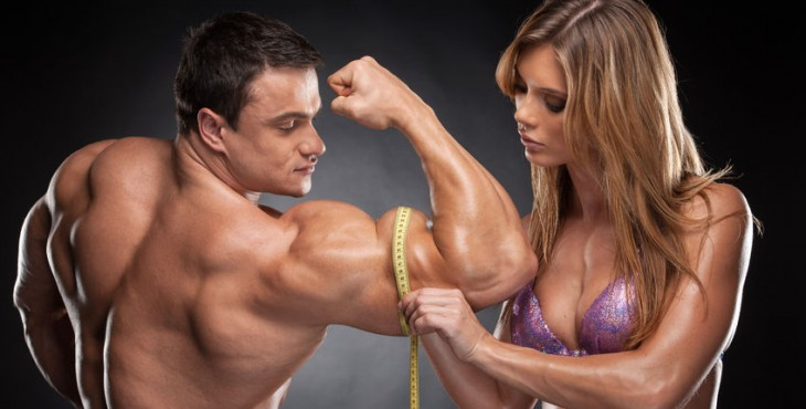 Welche Fortschritte im Muskelaufbau realistisch?
